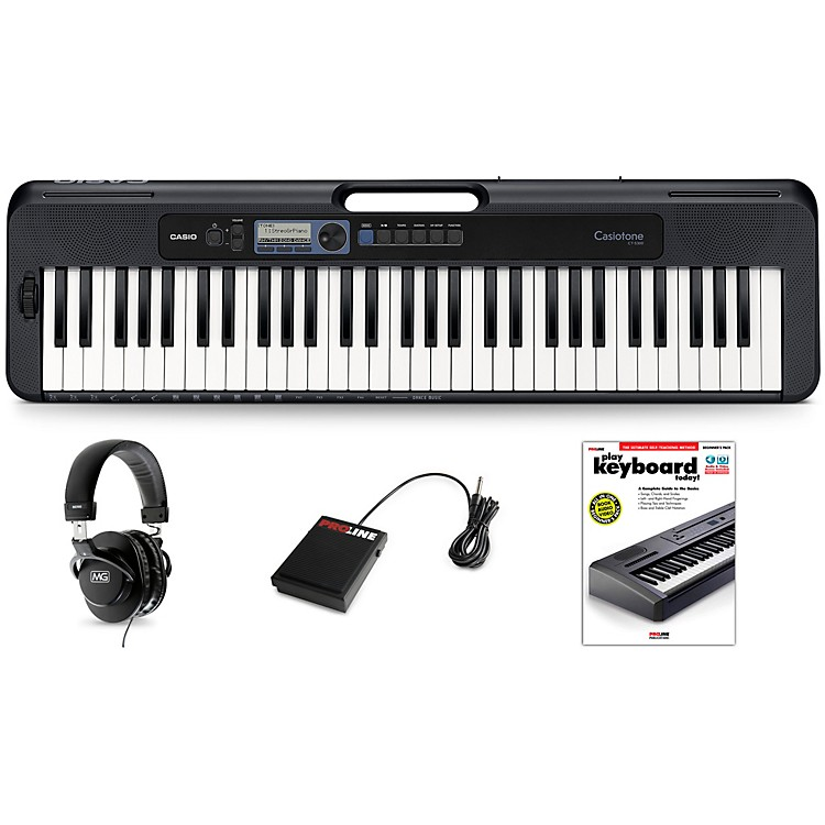 Casio Casiotone CT-S300 Keyboard Essentials Kit