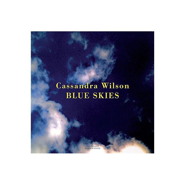 Alliance Cassandra Wilson - Blue Skies