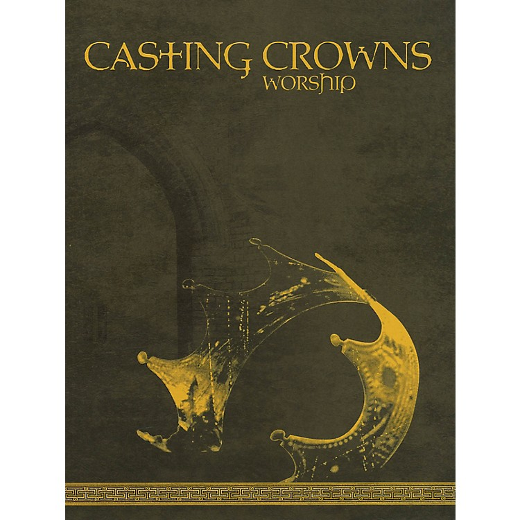 Worship TogetherCasting Crowns - Worship Sacred Folio Series Softcover Performed by Casting Crowns