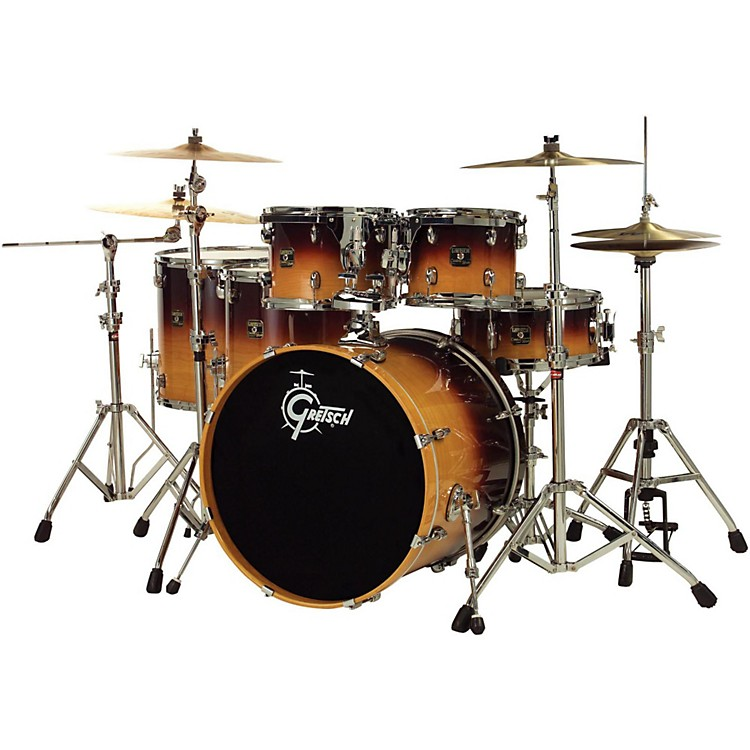 Gretsch Drums Catalina Maple 5-piece Shell Pack with Free 16 inch Floor Tom