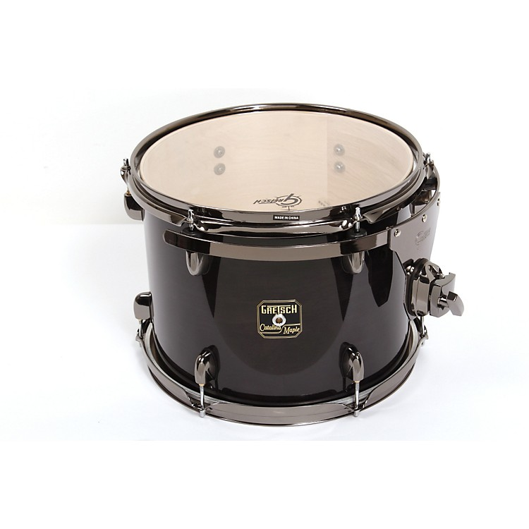 Gretsch Drums Catalina Maple Tom 13 x 10 in. Ebony