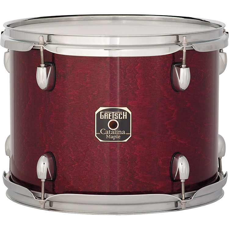 Gretsch Drums Catalina Maple Tom 7 x 10 Amber Gloss