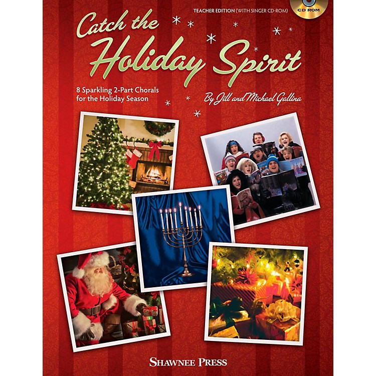 Hal LeonardCatch the Holiday Book/CD-ROM