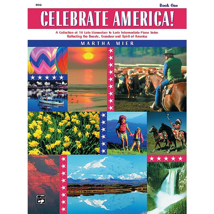 AlfredCelebrate America! Book 1
