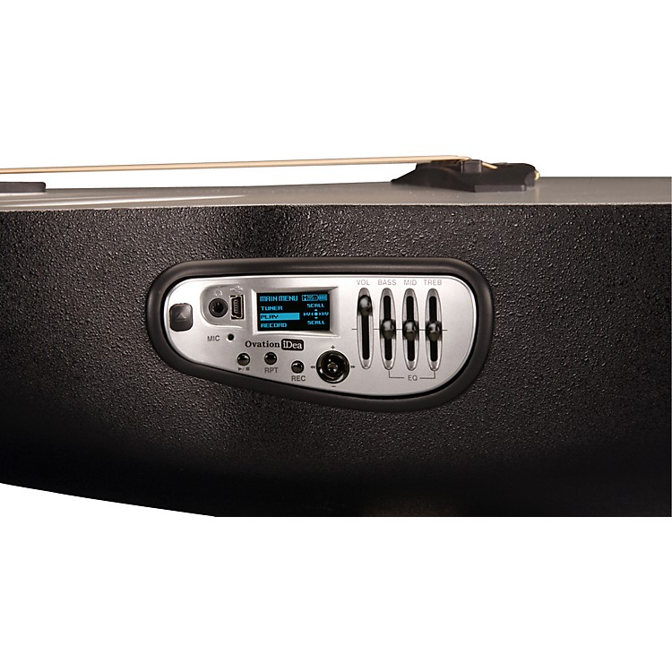 OvationCelebrity OPI-1 iDea Retrofit Preamp and MP3 Recorder
