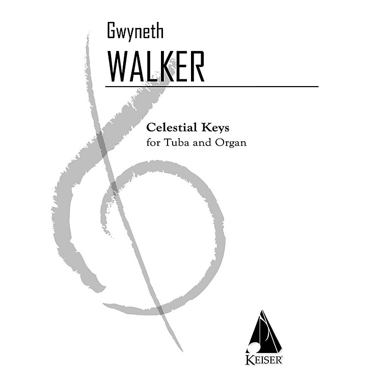 Lauren Keiser Music PublishingCelestial Keys (Tuba and Piano) LKM Music Series Composed by Gwyneth Walker