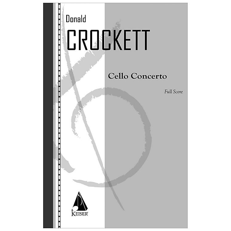 Lauren Keiser Music PublishingCello Concerto LKM Music Series Composed by Donald Crockett