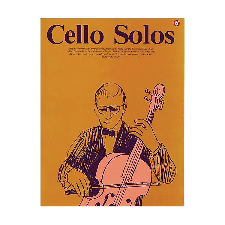 Music SalesCello Solos (Everybody's Favorite Series, Volume 40) Music Sales America Series Softcover