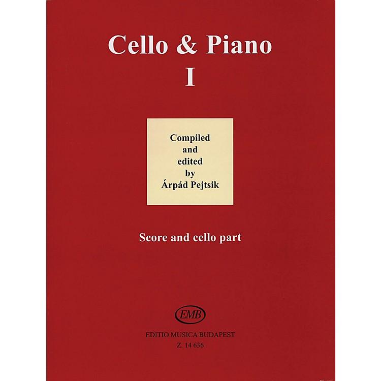 Editio Musica BudapestCello and Piano (Volume 1) EMB Series