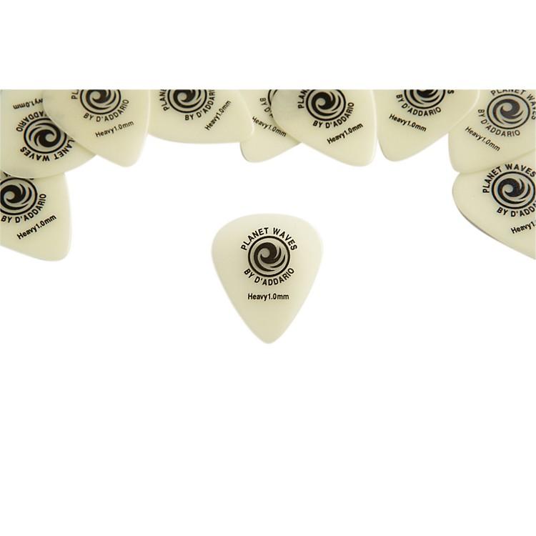 D'Addario Planet WavesCellu-Glow Guitar Picks