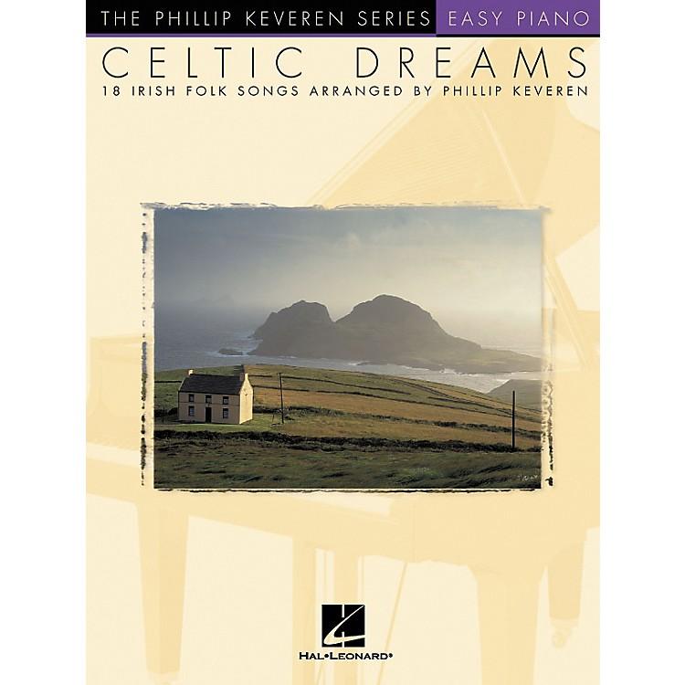 Hal LeonardCeltic Dreams - 18 Irish Folk Songs Phillip Keveren Series For Easy Piano