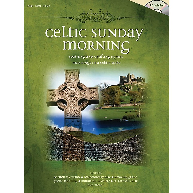 Shawnee PressCeltic Sunday Morning (Soothing and Uplifting Hymns and Songs in a Celtic Style) Composed by Various