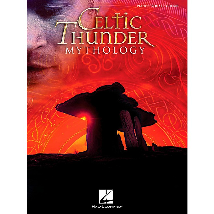 Hal Leonard Celtic Thunder - Mythology Piano/Vocal/Guitar Songbook
