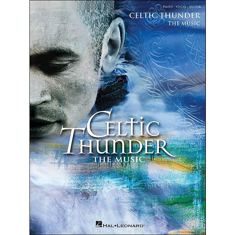 Hal LeonardCeltic Thunder arranged for piano, vocal, and guitar (P/V/G)