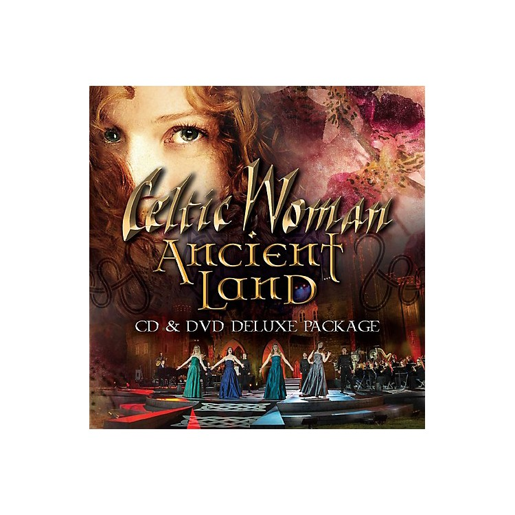 AllianceCeltic Woman - Ancient Land (CD)