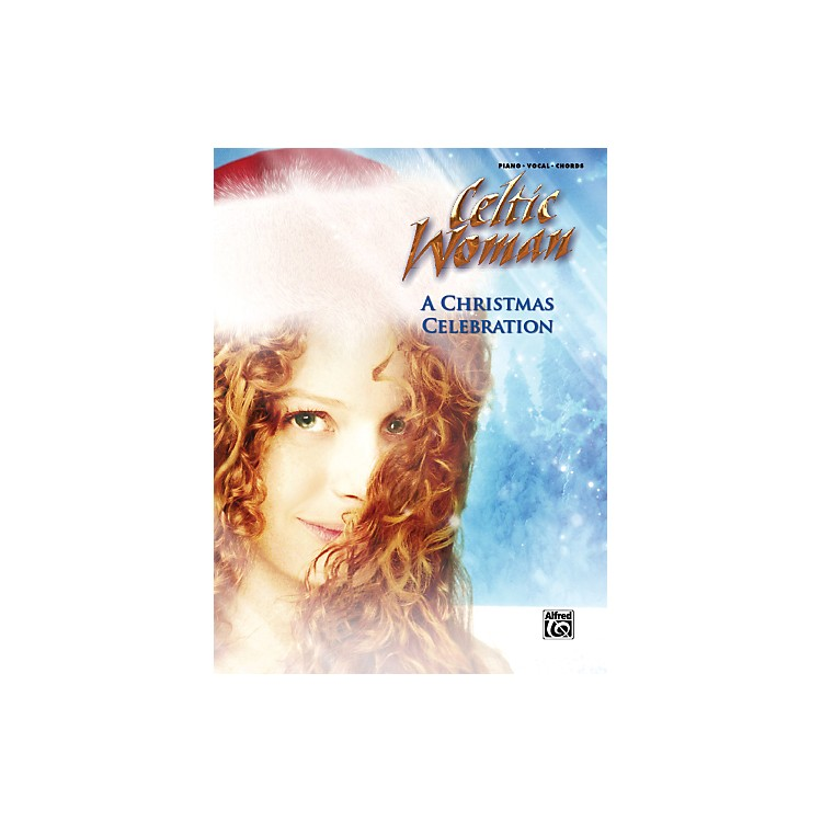 Alfred Celtic Woman A Christmas Celebration PVC Book