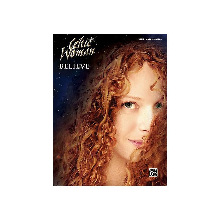 AlfredCeltic Woman Believe PVC Book
