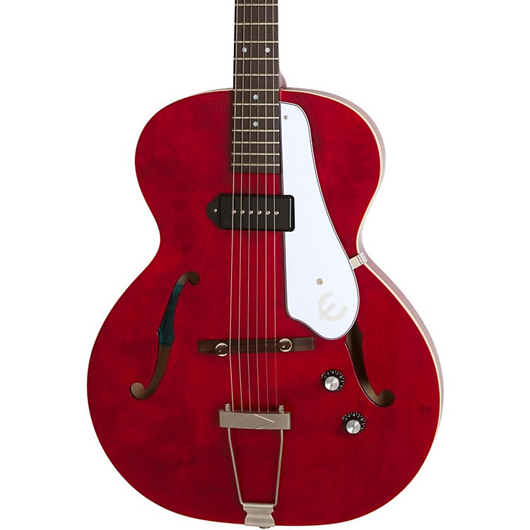 Epiphone Century Archtop Electric Guitar Cherry