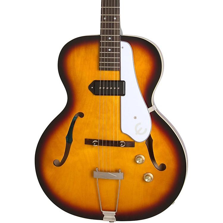 epiphone century archtop electric guitar vintage sunburst music123. Black Bedroom Furniture Sets. Home Design Ideas