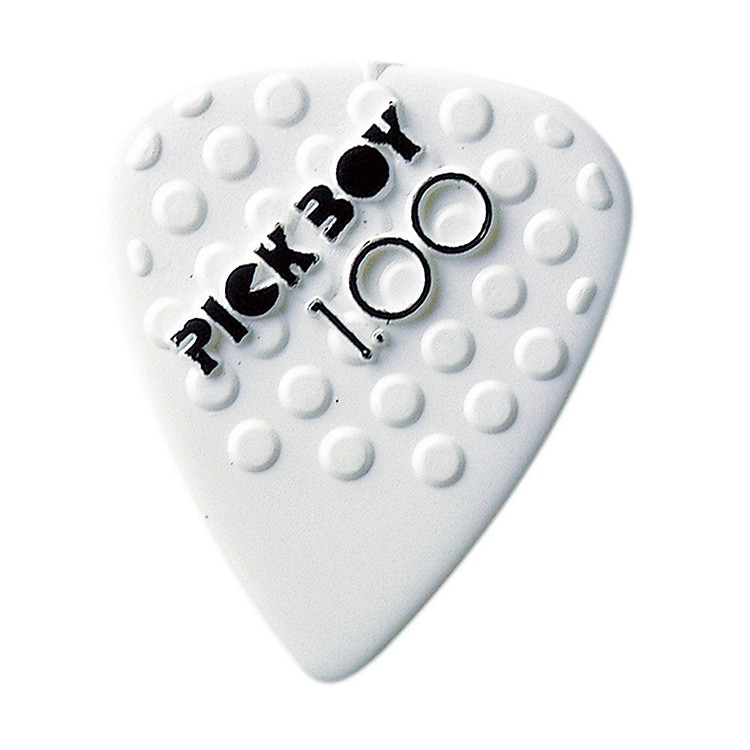 Pick Boy Ceramic Grip Pick (10-pack) 1.0 mm