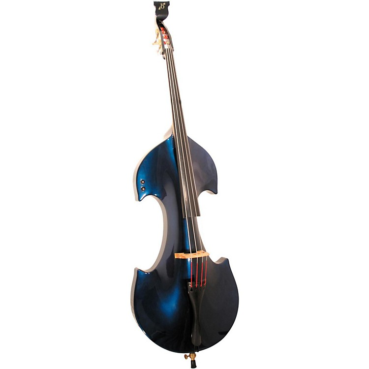 Bridge Cetus Series 4-String Electric Double Bass Black