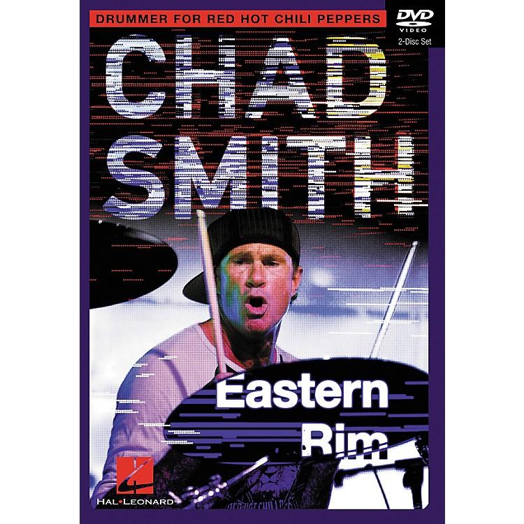 Hal LeonardChad Smith Eastern Rim Drum Instruction 2-DVD set
