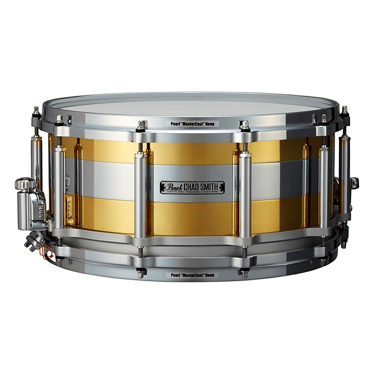 PearlChad Smith Tricolon Free Floating Snare Drum14 in.888365764337