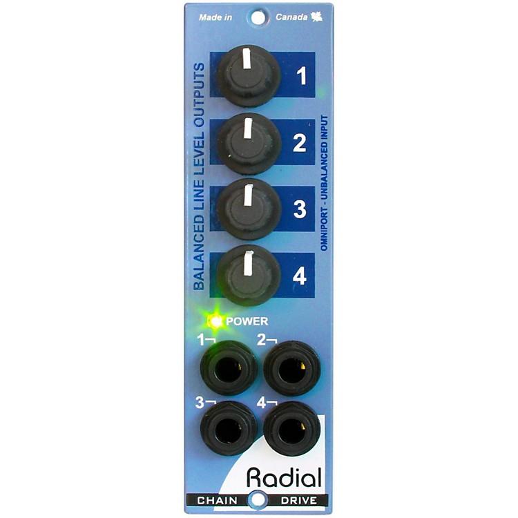 Radial EngineeringChainDrive 1x4 Distribution Amplifier