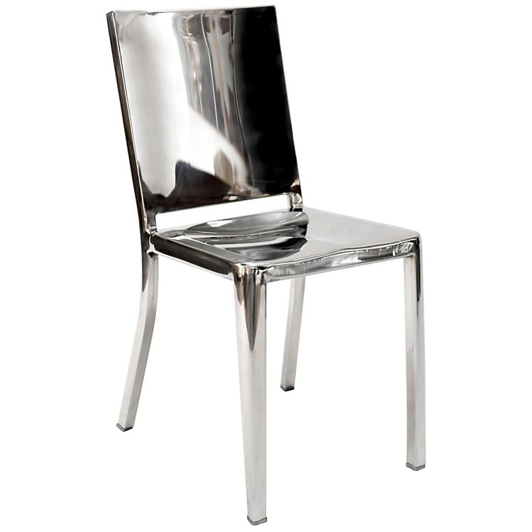 SuzukiChair Hi Polish Aluminum