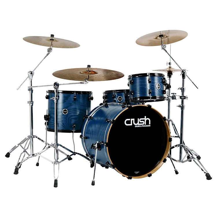 Crush Drums & PercussionChameleon Ash 4-Piece Shell Pack w/ Free 10