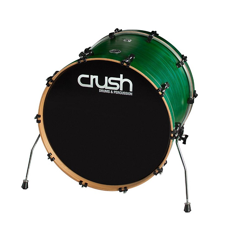 Crush Drums & Percussion Chameleon Ash Bass Drum