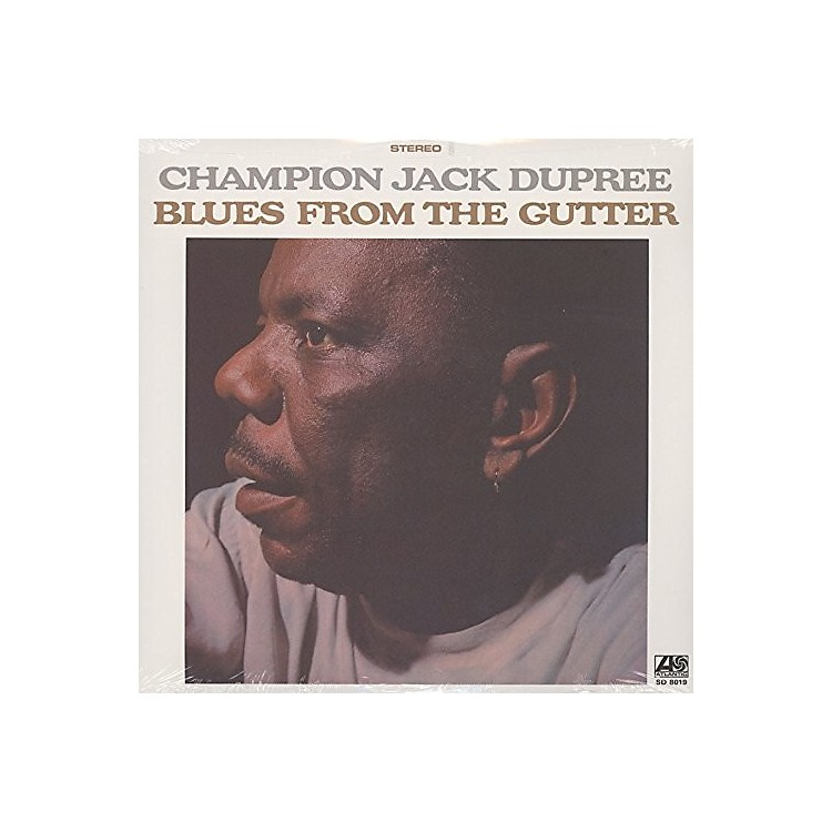 Alliance Champion Jack Dupree - Blues from the Gutter