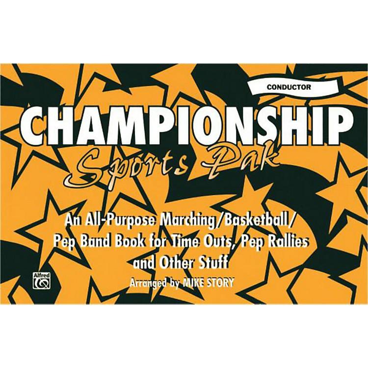 AlfredChampionship Sports Pak Conductor