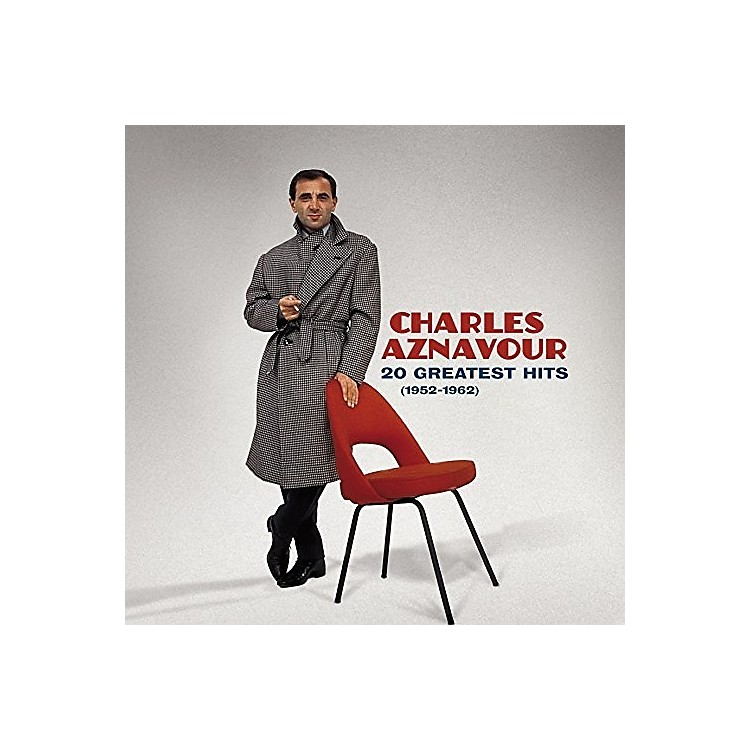 Alliance Charles Aznavour - 20 Greatest Hits (1952-1962)