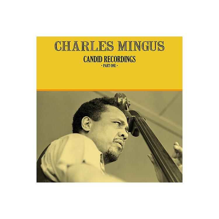 AllianceCharles Mingus - Candid Recordings Part One