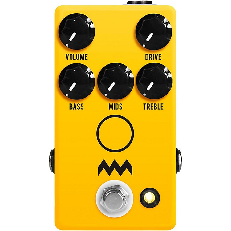 JHS PedalsCharlie Brown V4 Overdrive Effects Pedal