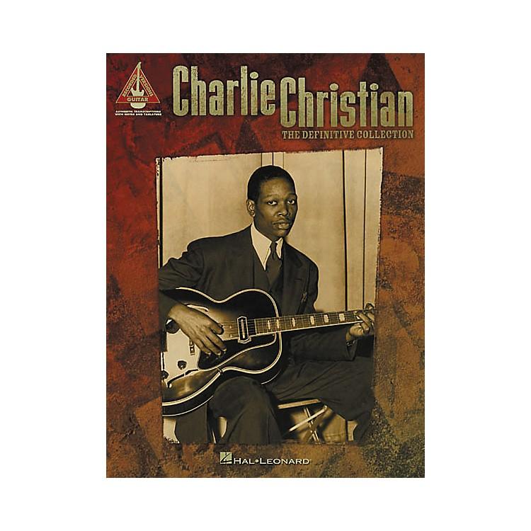 Hal LeonardCharlie Christian - The Definitive Collection (Book)