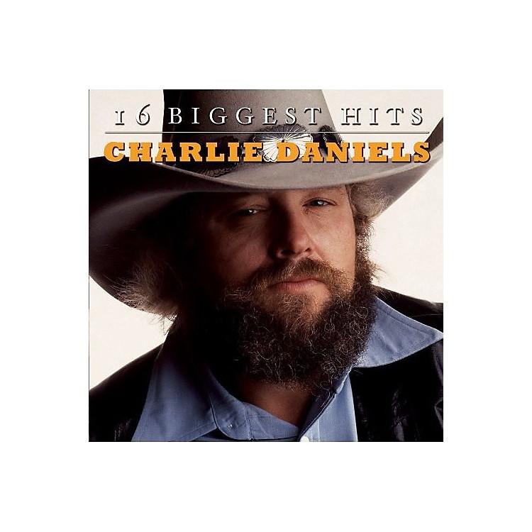 AllianceCharlie Daniels - 16 Biggest Hits (CD)