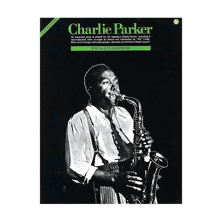 Music SalesCharlie Parker - Jazz Masters Series Music Sales America Series Performed by Charlie Parker