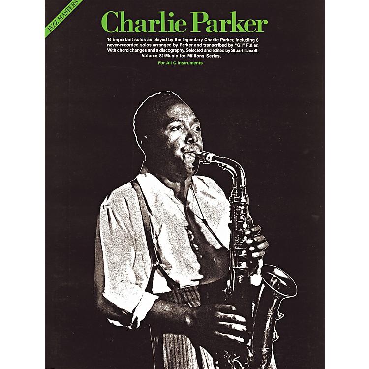 Music SalesCharlie Parker Piano MFM 81 (Book)