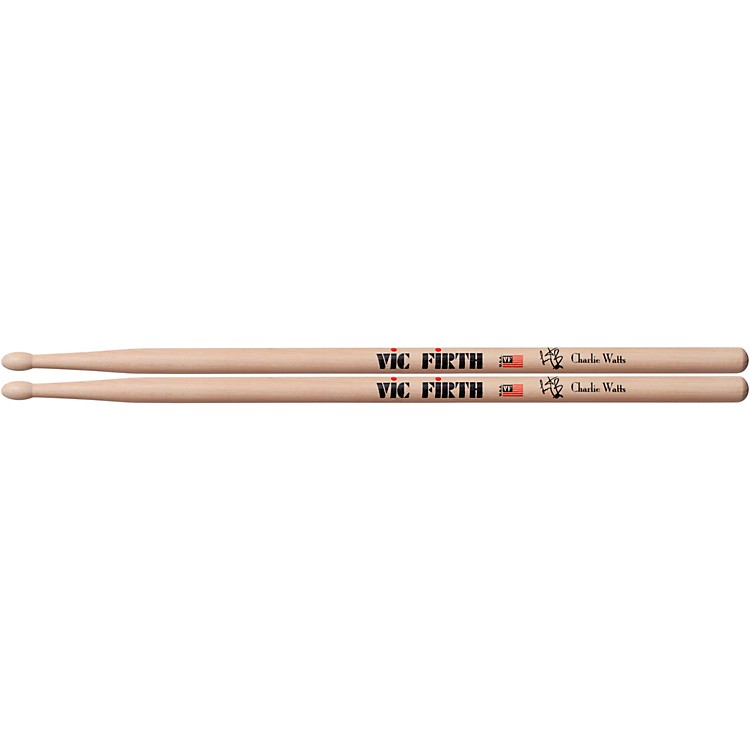 Vic Firth Charlie Watts Signature Drumsticks