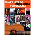 Hal Leonard Chart Hits Of 2013-2014 For Ukulele