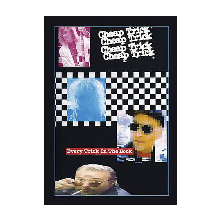 MVDCheap Trick - Every Trick in the Book Live/DVD Series DVD Performed by Cheap Trick