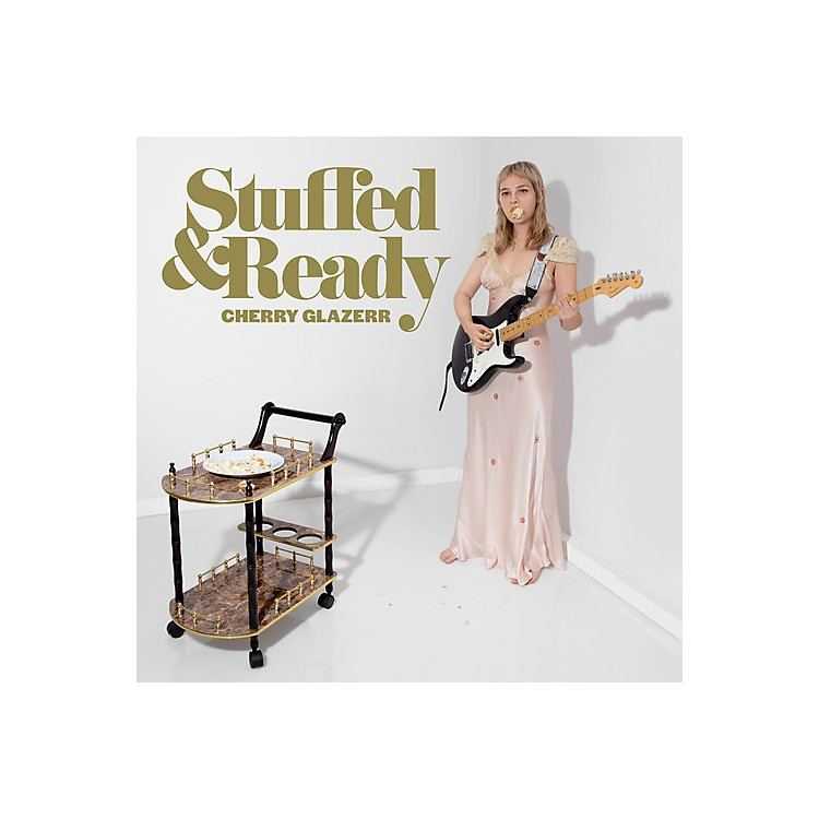 Alliance Cherry Glazerr - Stuffed & Ready (CD)