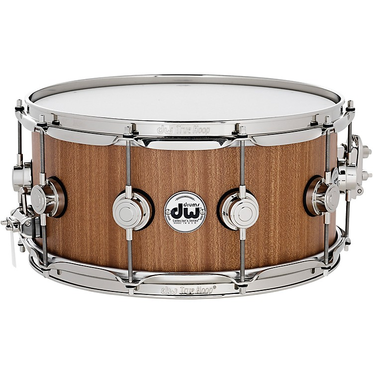 PDP by DW Cherry Mahogany Natural Lacquer with Nickel Hardware 14 x 6.5 in.