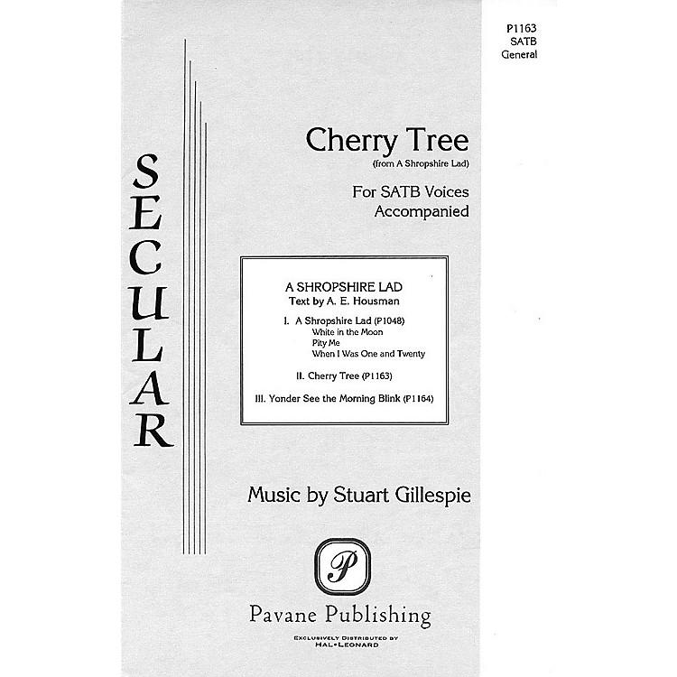 PavaneCherry Tree SATB composed by Stuart Gillespie