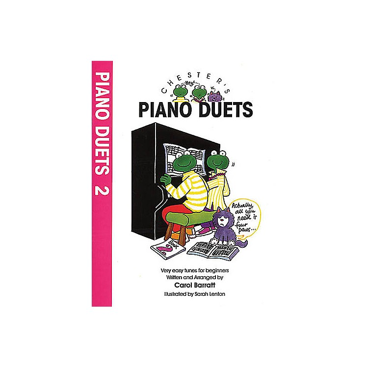 Music Sales Chester's Piano Duets Volume 2 Music Sales America Series