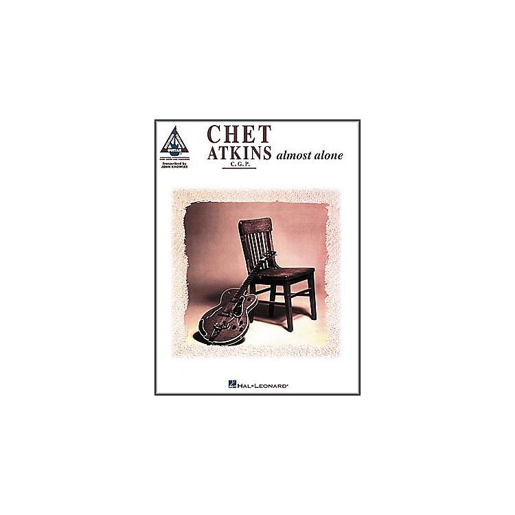 Hal LeonardChet Atkins - Almost Alone Guitar Tab Book