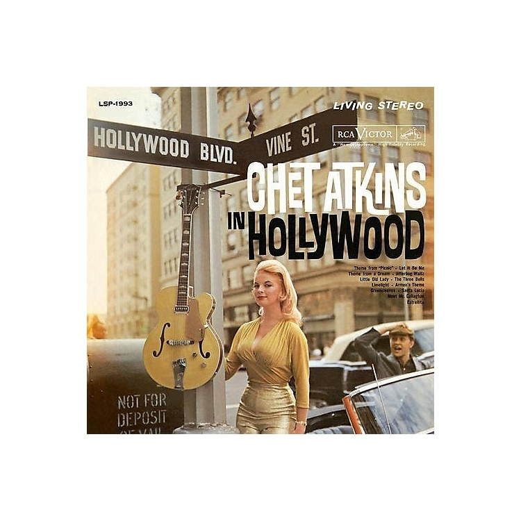 Alliance Chet Atkins - In Hollywood