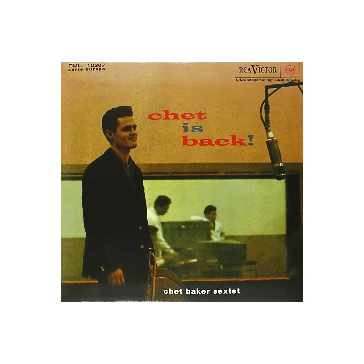 Alliance Chet Baker - Chet Is Back